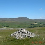 Penyghent from above Horton-in-Ribblesdale