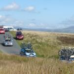 Far more vehicles than cyclists! (RW)