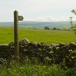 Forest of Bowland from Whitepits Lane