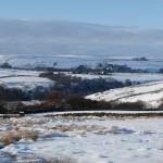Hindburn valley from near Whitray