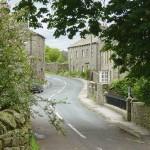 Lowgill village